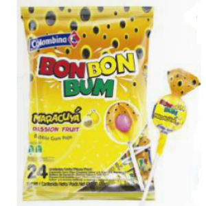 Bon Bon Bum passion fruit