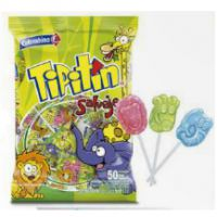 Tipitin Jungle Animals Pops