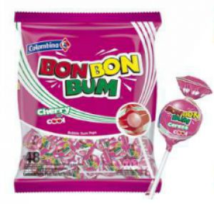 Bon Bon Bum cherry cool