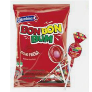Bon Bon Bum strawberry
