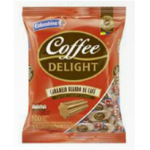 Coffe delight chewy candy