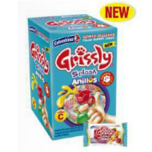 Grissly Gummy  Rings