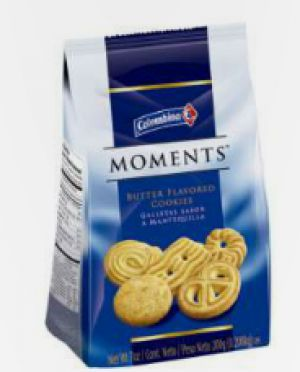 Moments Butter Flavored Cookies