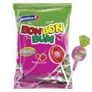 Bon Bon Bum intense strawberry