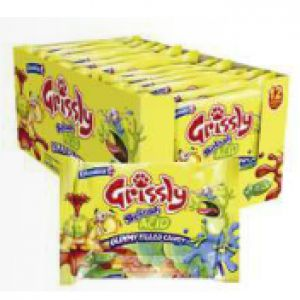 Grissly Gummy splash
